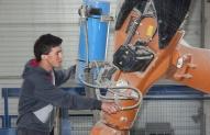 Pramoninių robotų operatorius 3