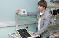 Saulės elektrinės operatorius 3